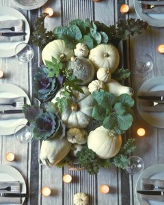 Gourds and greens