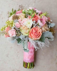 Soft and scrumptious bouquet