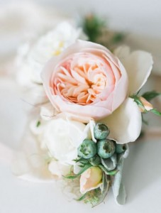 Rose corsage by EverBloom Floral and Gift in Omaha and Bellevue