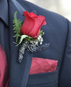Boutonniere by EverBloom Floral and Gift