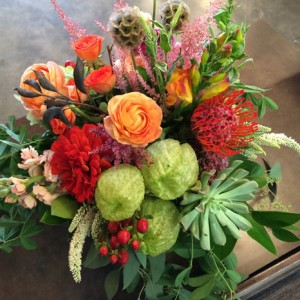 Arrangement by EverBloom Floral and Gift