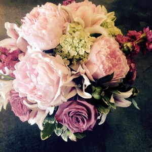 Wedding bouquet by EverBloom Floral, Omaha and Bellevue