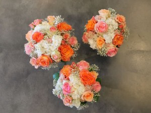 Wedding bouquets by EverBloom Floral and Gift